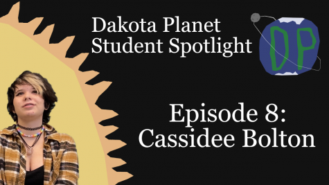 Dakota Planet Student Spotlight Episode 8: Cassidee Bolton