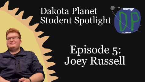 Dakota Planet Student Spotlight Episode 5: Joey Russell